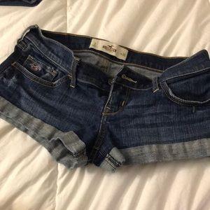 Hollister Shorts - Hollister short shorts